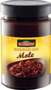Omáčka mexické kuchyně El Tequito