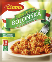 Omáčka s těstovinami  Prima Cucina Vitana