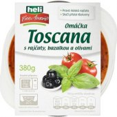 Omáčka toscana s rajčaty, bazalkou a olivami Con Amore Heli