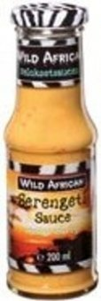 Omáčka Wild African