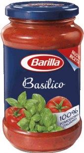Omáčky Barilla