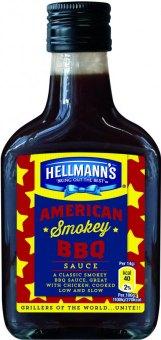 Omáčky BBQ Hellmann's