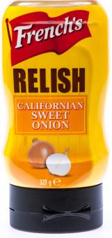 Omáčky Relish French's