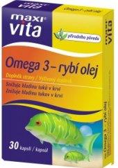 Doplněk stravy Omega 3 MaxiVita