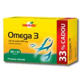 Doplněk stravy Omega 3 Walmark