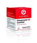 Tobolky proti pálení žáhy Omeprazol Galmed