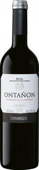 Víno Crianza Rioja Ontañón