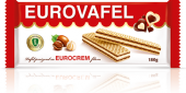 Oplatky Eurovafel Swisslion
