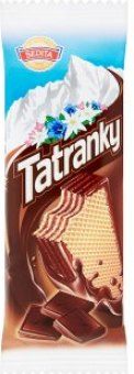 Oplatky Tatranky Sedita