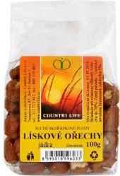 Lískové ořechy Country Life