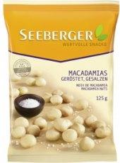 Ořechy makadamové Seeberger