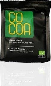 Ořechy para v čokoládě bio Cocoa