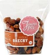 Ořechy s medem Janova pec