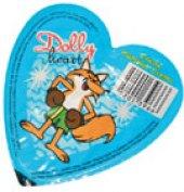 Čokokrém oříškový srdíčko Dolly