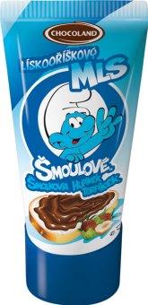 Čokokrém oříškový Šmoulí mls Chocoland - tuba