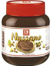 Čokokrém oříškový Nussano K-Classic
