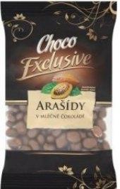 Oříšky v čokoládě Choco Exclusive Poex