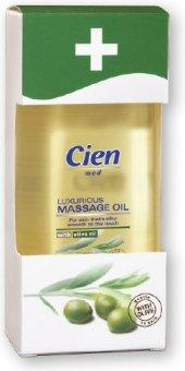 Ošetřující masážní olej Cien
