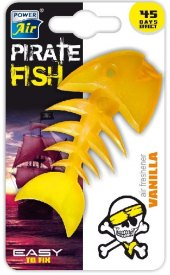 Osvěžovač vzduchu do auta Pirate fish Power Air