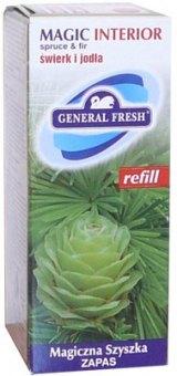 Osvěžovač vzduchu General Fresh - náplň
