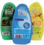 Osvěžovač vzduchu gel Wind