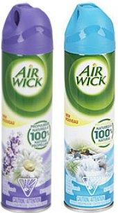 Osvěžovač vzduchu ve spreji Air Wick