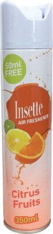 Osvěžovač vzduchu ve spreji Insette