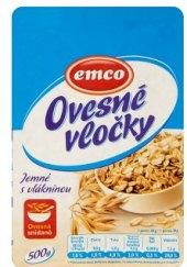 Ovesné vločky Emco