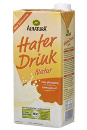 Ovesný nápoj Alnatura
