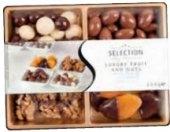 Bonboniéra Ovoce a ořechy  v belgické čokoládě Selection