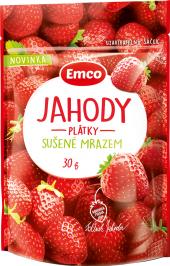 Ovoce sušené mrazem Emco