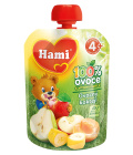 Ovocná kapsička 100% Hami