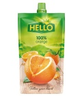 Ovocná šťáva v kapsičce 100% Hello