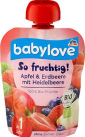 Ovocná kapsička Babylove