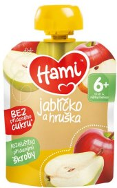 Ovocná kapsička Hami