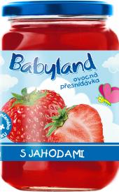 Přesnídávka ovocná Babyland