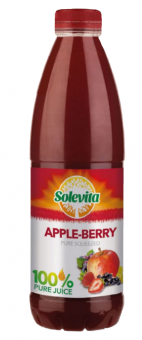 Ovocná šťáva 100% Solevita