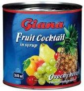 Kompoty ovocné Giana