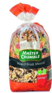 Müsli ovocné Master Crumble