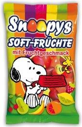Bonbony ovocné pěnové Snoopys
