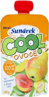 Ovocné pyré Do ručičky Cool Sunárek