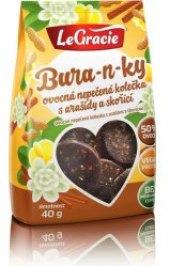 Ovocné sušenky Bura-n-ky Le Gracie