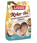 Ovocné sušenky Koko-ski Le Gracie