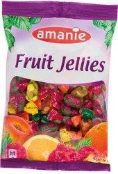 Bonbony želé ovocné  Amanie