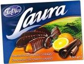 Bonboniera ovocné želé v čokoládě Laura First Nice