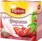 Čaj ovocný Lipton - pyramidový