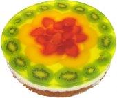 Ovocný dort Globus