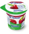 Ovocný jogurt bez cukru Bauer