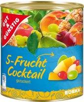 Ovocný koktejl Gut&Günstig Edeka