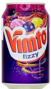 Ovocný nápoj Fizzy Vimto